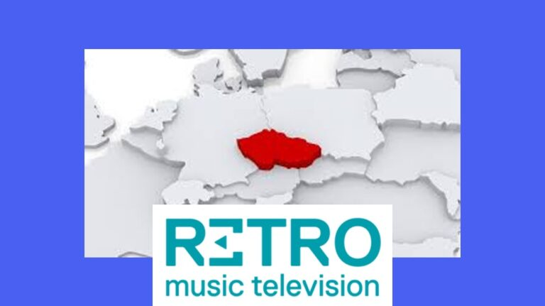 Retro Music TV si vybrala pro celoplošnou distribuci DVB-T2 multiplex Radima Pařízka